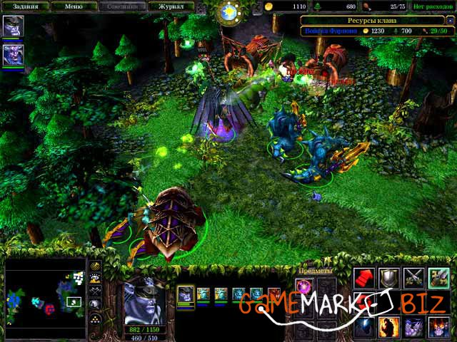 Warcraft 3: Frozen Throne v.1.24.2c Omega Games Edition(2010/RUS). Информа