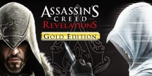 Купить Assassin's Creed Revelations Gold Edition