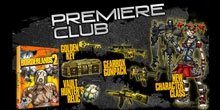 Купить Borderlands 2 Premiere Club