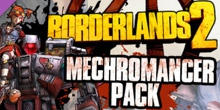Купить Borderlands 2 Mechromancer Pack