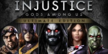 Купить Injustice: Gods Among Us. Ultimate Edition