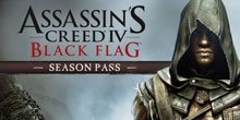 Купить Assassin's Creed IV Black Flag Season Pass