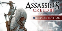 Купить Assassin's Creed 3 Deluxe Edition