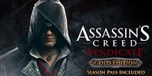 Купить Assassin's Creed Syndicate Gold Edition