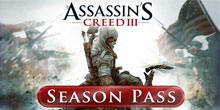 Купить Assassin's Creed 3 Season Pass
