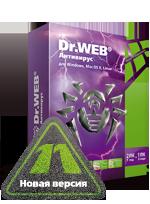 Dr Web Pro (6 месяцев, 1 ПК) [PC]
