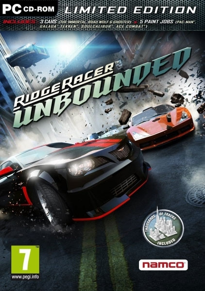 Ridge Racer Unbounded Limited Edition [PC, Steam]