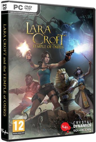 Lara Croft and the Temple of Osiris [PC, Steam]