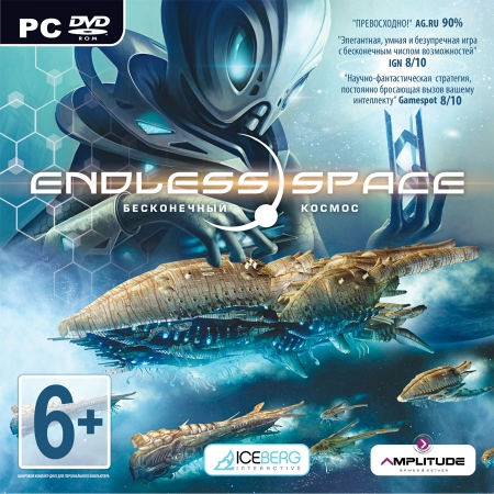 Endless Space [PC, Steam]