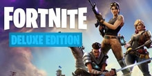 Купить Fortnite Deluxe Edition