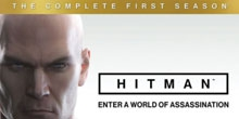 Купить HITMAN. The Complete First Season