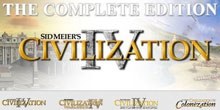 Купить Sid Meier's Civilization IV: The Complete Edition