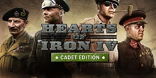 Купить Hearts of Iron IV: Cadet Edition