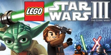 Купить LEGO Star Wars III - The Clone Wars