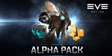 Купить EVE Online: Alpha Pack
