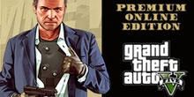 Купить Grand Theft Auto V Premium Online Edition