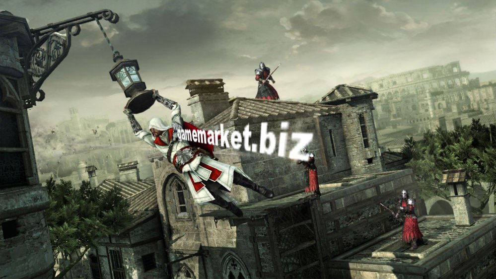 Assassins creed brotherhood продукт ключ.