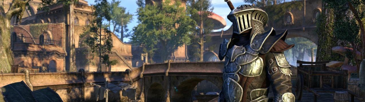 TES Online: Morrowind