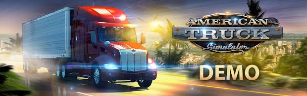 Бесплатно демо версия игры American Truck Simulator