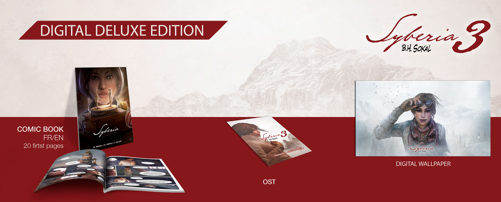 Сибирь 3 Deluxe издание